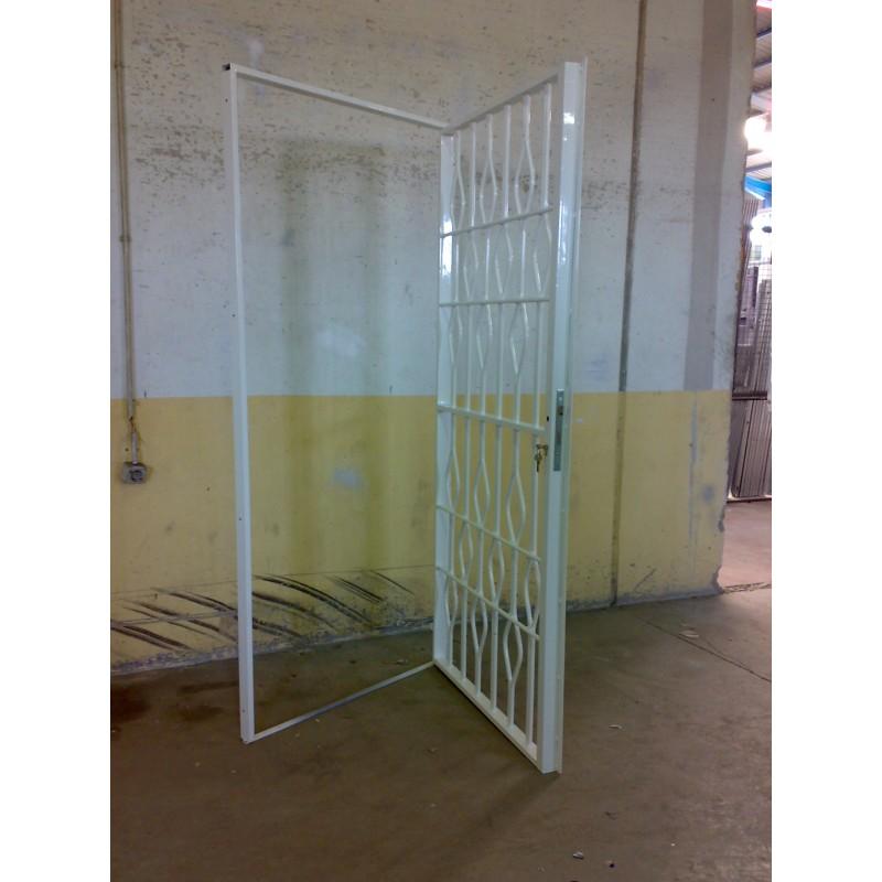 Rejas fijas modelo 4 2 rejas de seguridad para ventanas y - Verjas de seguridad ...