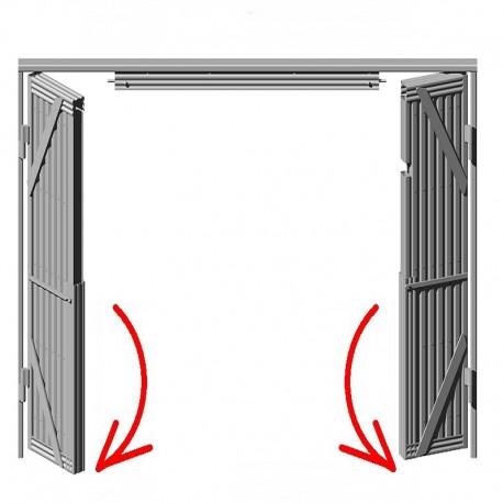 Mosquiteras en puertas correderas