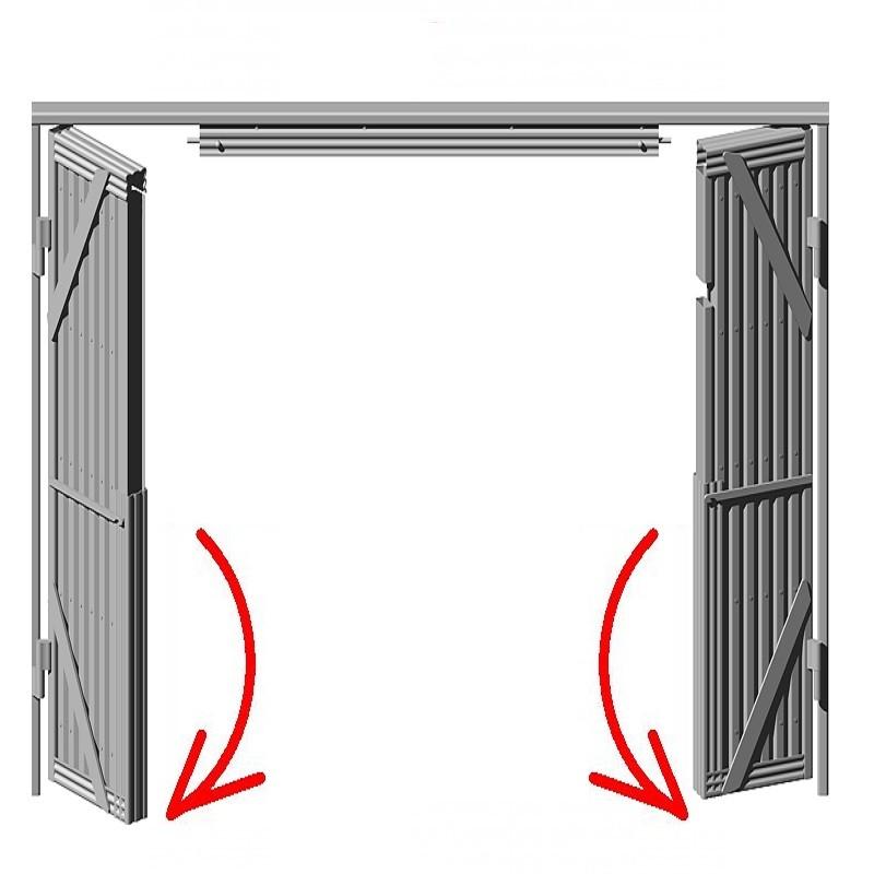 Rejas de ballesta para puertas ventanas y negocio puertas for Modelos de puertas y precios