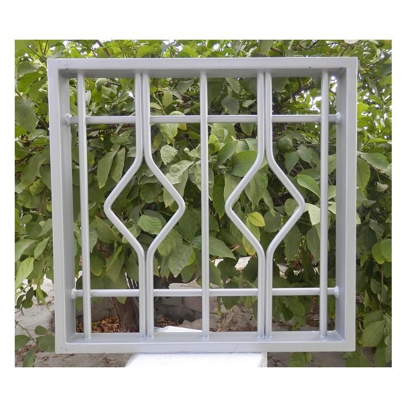 Rejas de seguridad modelo 25 para las ventanas de su hogar - Modelo de rejas ...