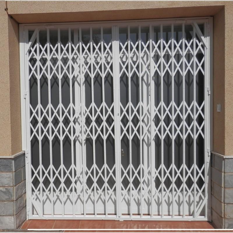 rejas de ballesta para puertas ventanas y negocio puertas