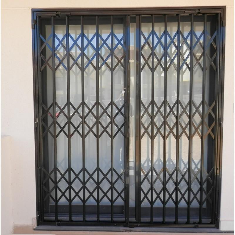 Rejas de ballesta para puertas ventanas y negocio puertas - Puertas de seguridad leroy merlin ...