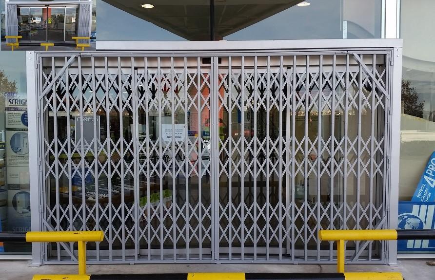 Puertas de Ballesta de grandes dimensiones